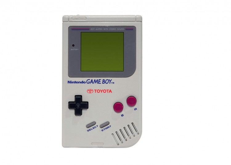 Toyota Game Boy