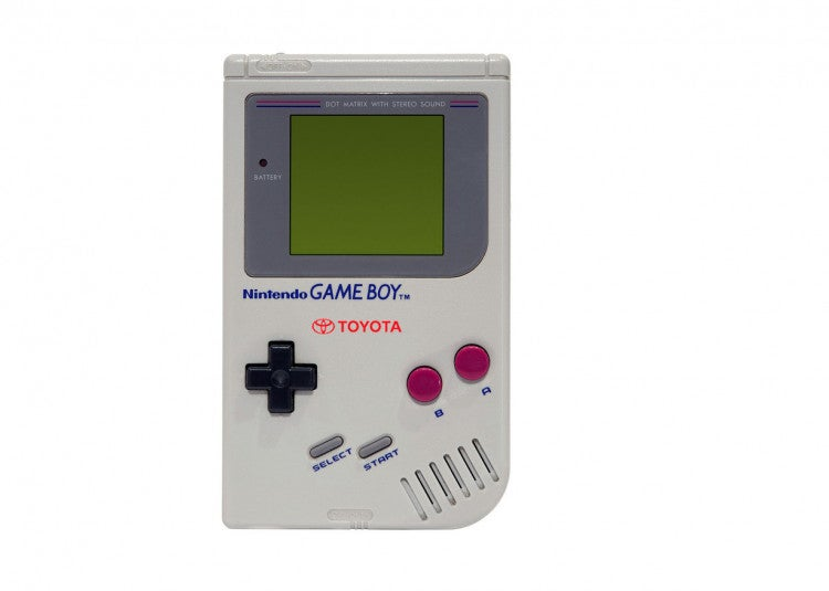 Toyota Game Boy
