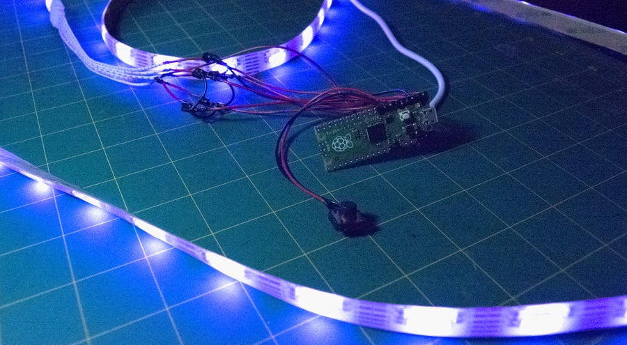 Raspberry Pi Pico LEDs