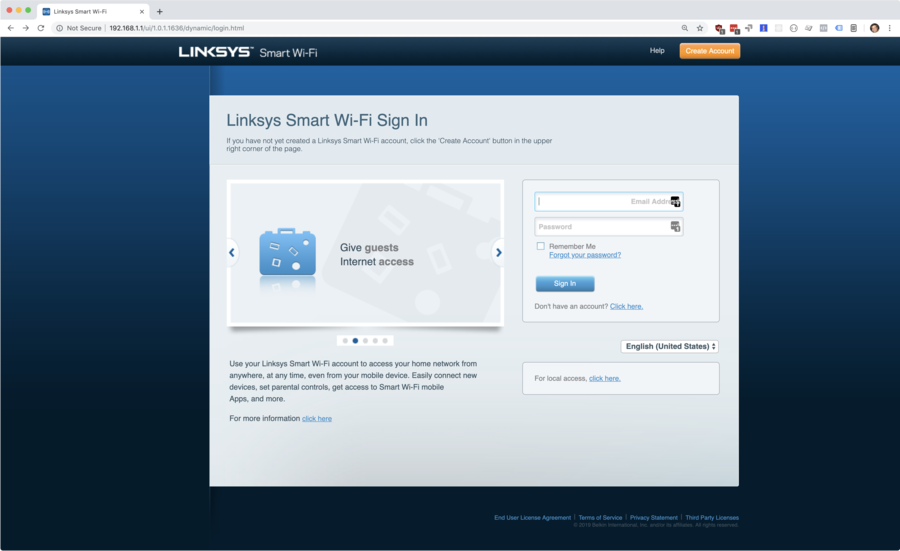 Linksys Router Login >> How To Log In To A Linksys Router Howchoo