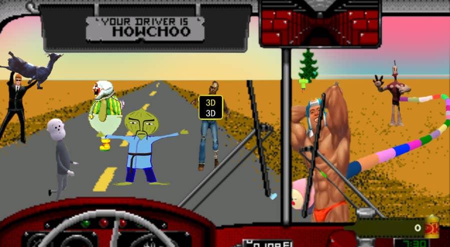 Weirdest Video Games of All Time
