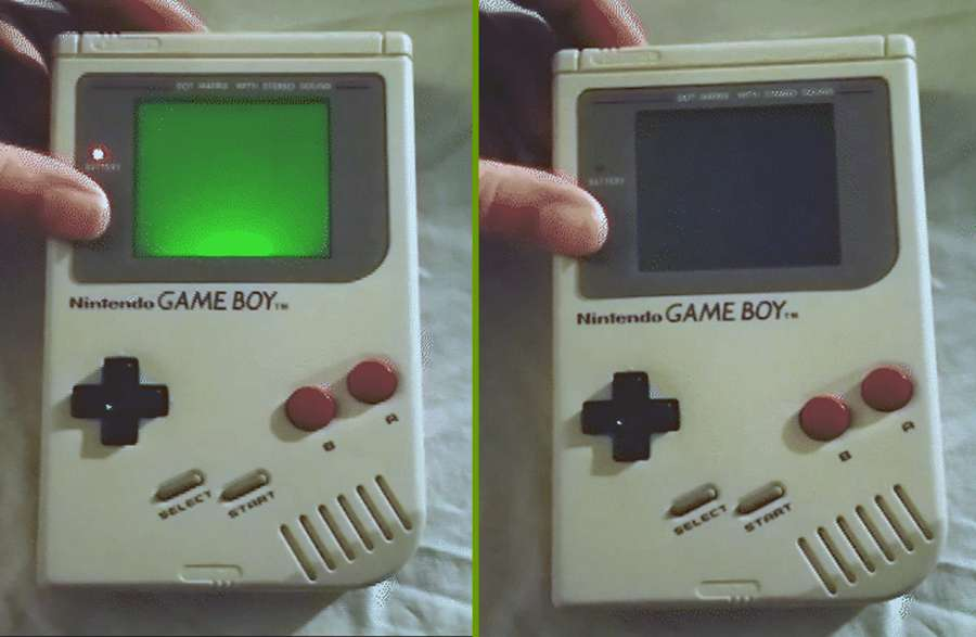 Turn off the Game Boy