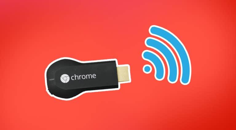 Connect Chromecast Wi-Fi