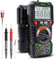 KAIWEETS Digital Multimeter TRMS 6000 Counts Ohmmeter