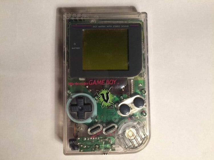 V Drink Game Boy