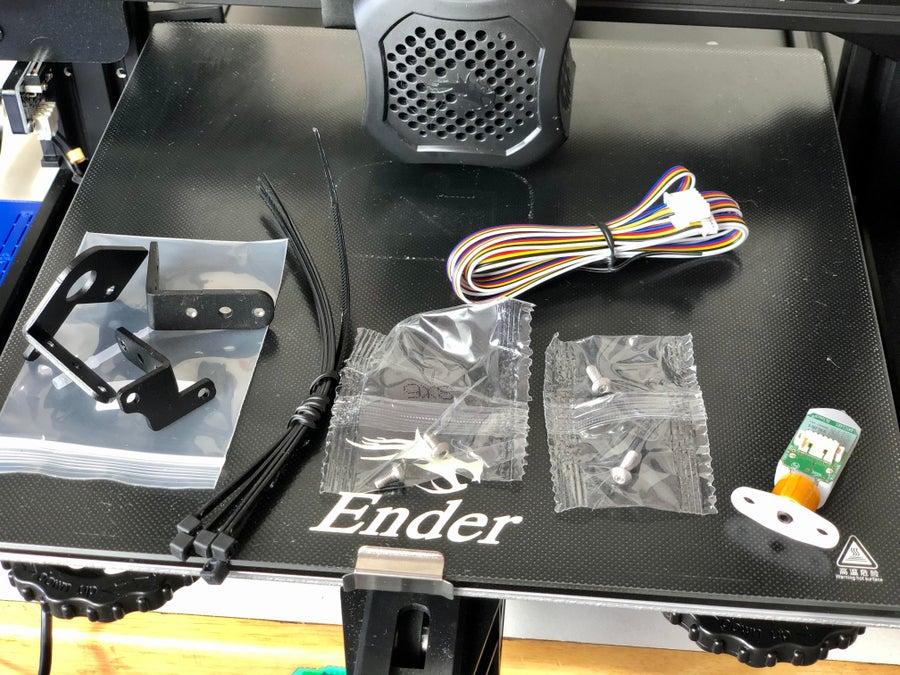 BLTouch parts Ender 3 V2