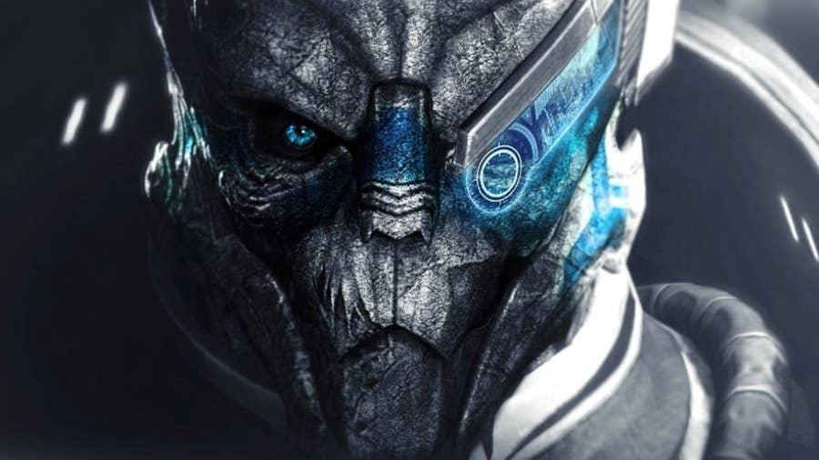 Garrus Vakarian from Mass Effect