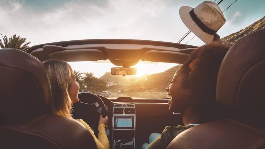 Bring a Road Trip Buddy