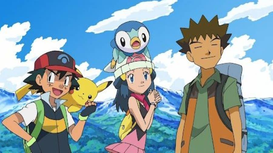 Pokémon TV Series (1997-Present)