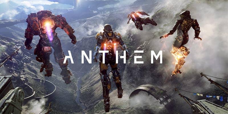 anthem worst video games bioware