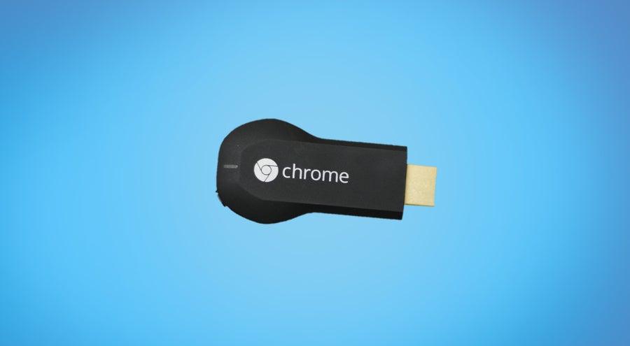 Factory Reset Chromecast