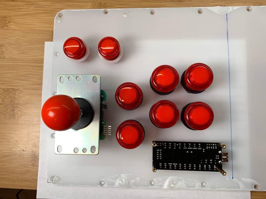 Test-fitting AdventurePi components