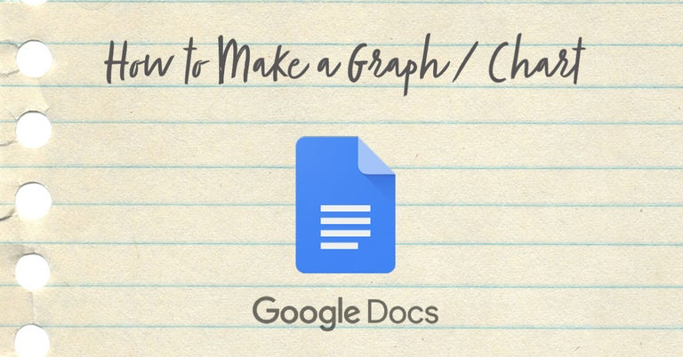 how to make a graph google docs