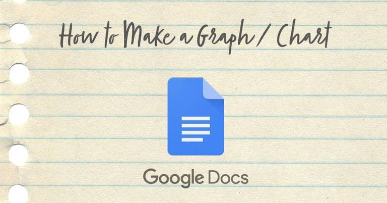 how to make a graph google docs