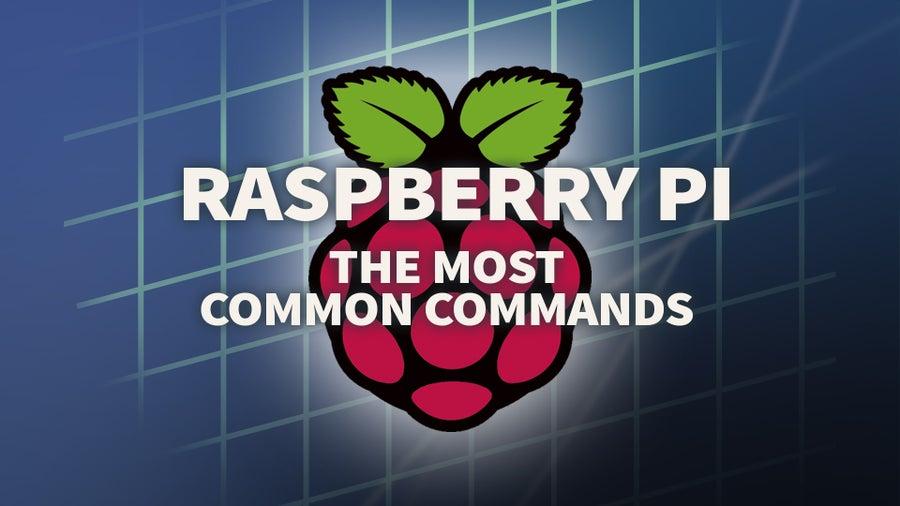 Raspberry Pi commands