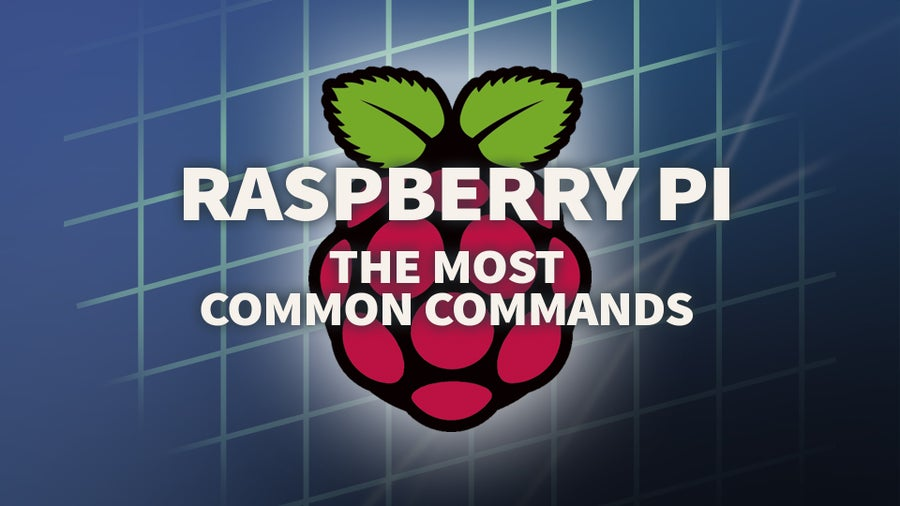 Raspberry Pi commands