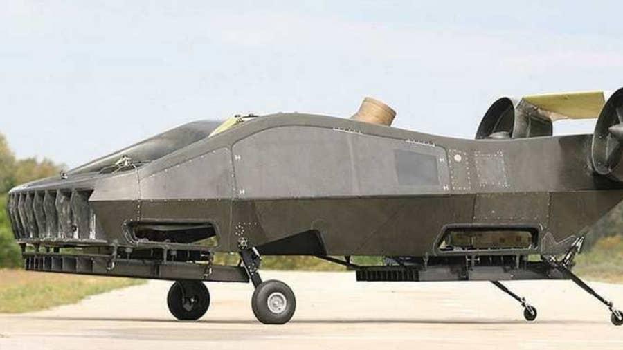 Tactical Robotics Cormorant (AirMule)