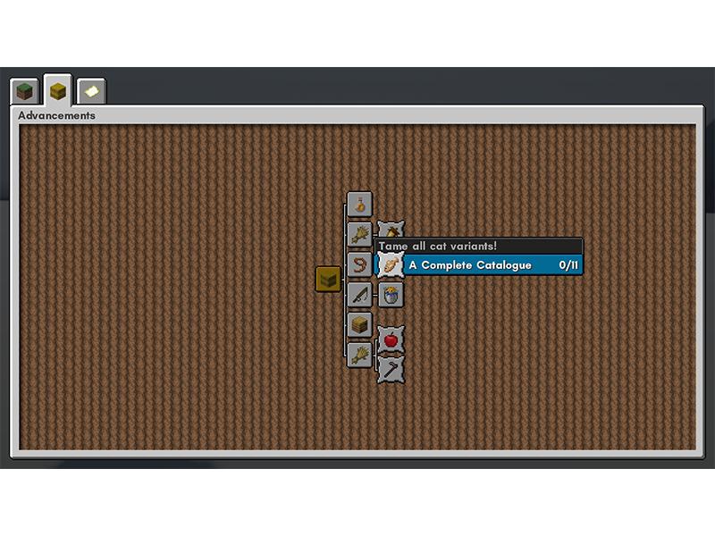 minecraft fabric mods advancements enlarger