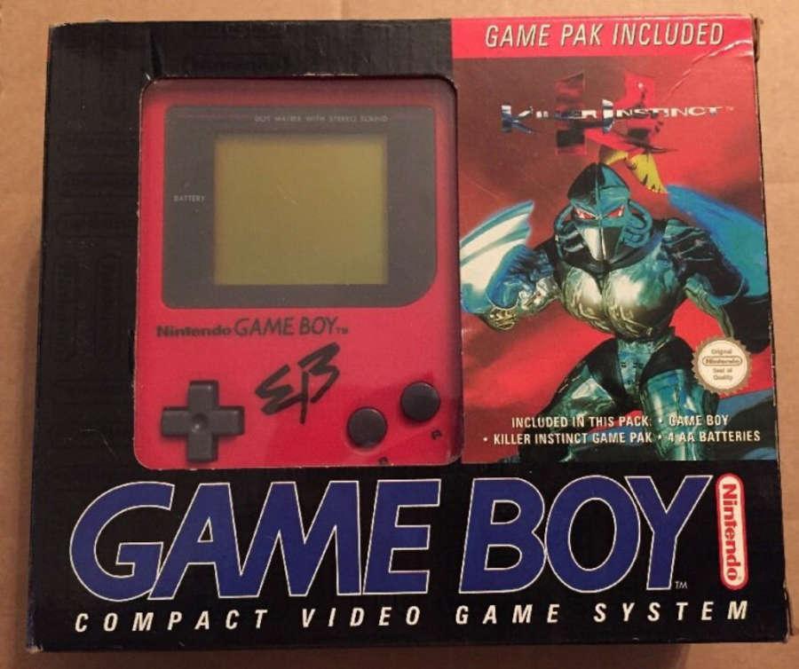 Electronic Boutique Game Boy