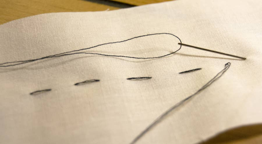 How to Do a Running Stitch