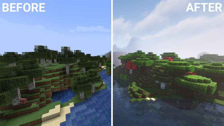 complementary shaders minecraft