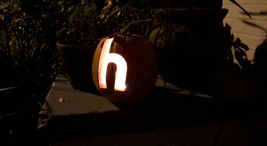 howchoo halloween pumpkin