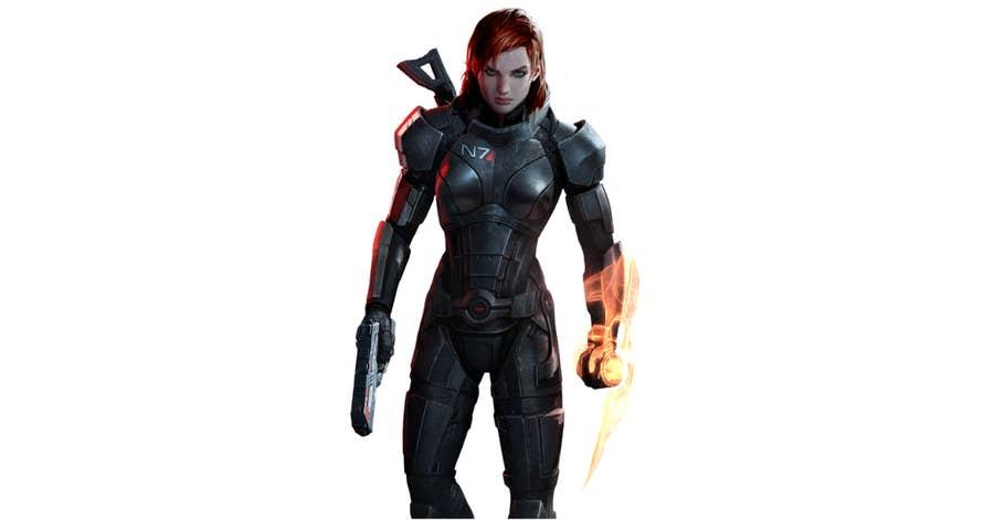Commander Shepard (Female Version)