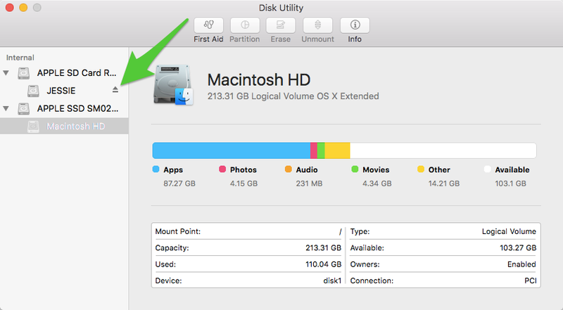 How to install Raspbian Jessie on the Raspberry Pi - howchoo