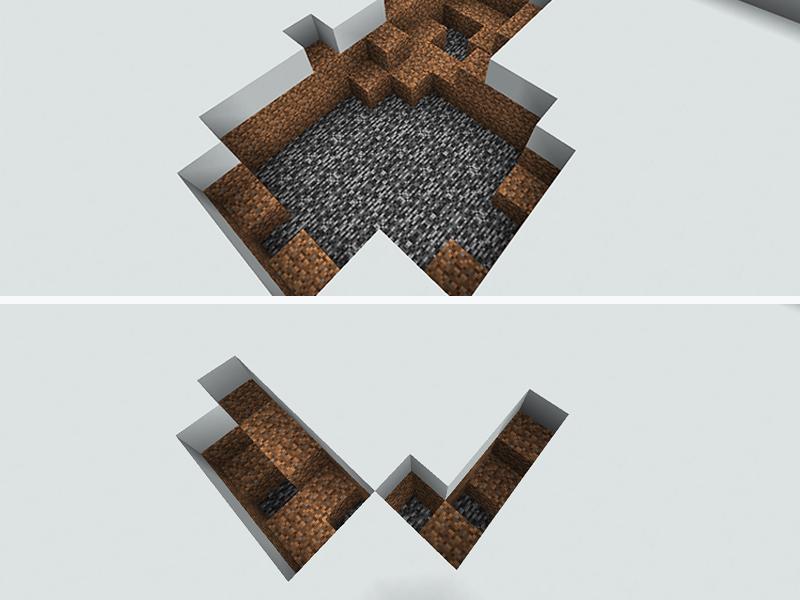 minecraft fabric server mods hole filler mod