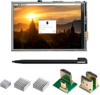 Uctronics 3.5 Inch Touch Screen for Raspberry Pi