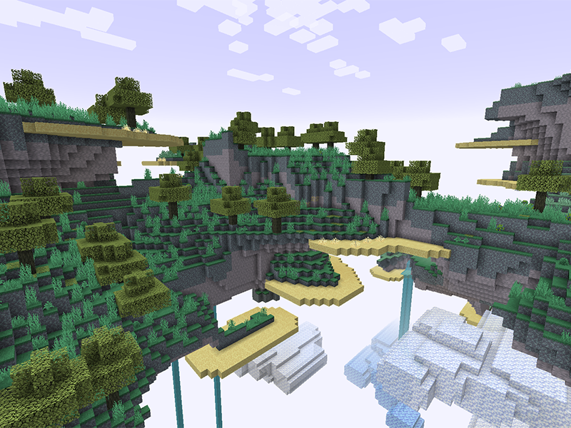 minecraft fabric mods the aether reborn