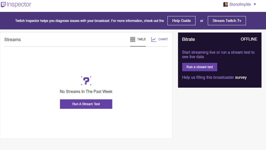 free content creation tool twitch inspector