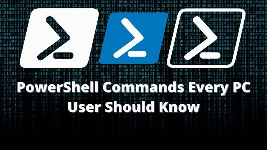 PowerShell Commands Every PC User Should Know