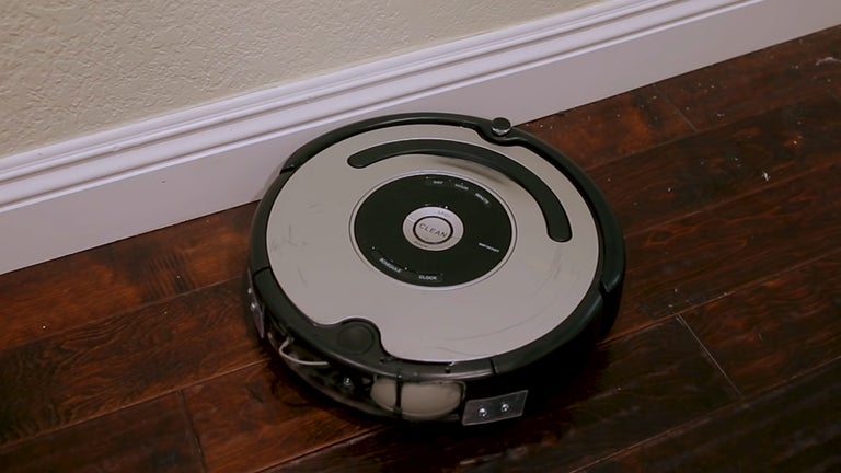 Screaming Roomba