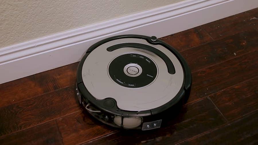Screaming Roomba