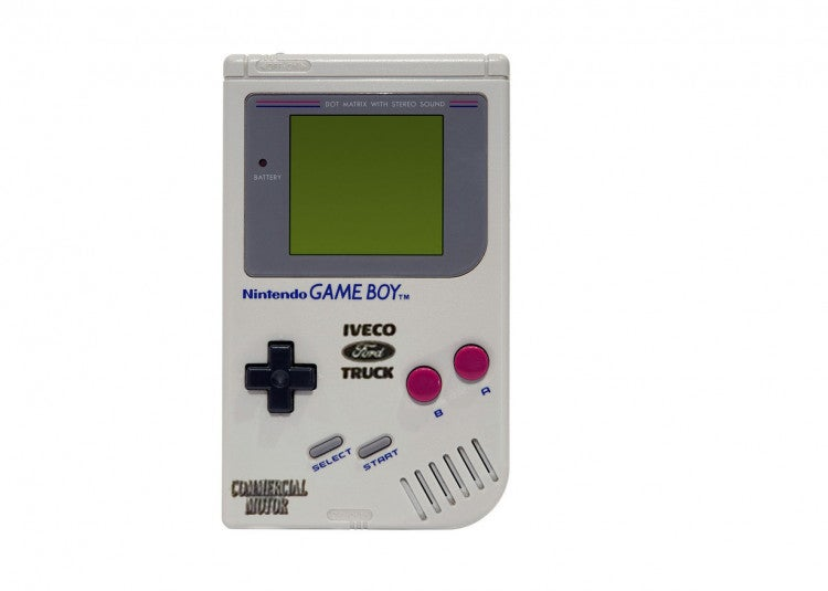 Iveco Truck Ford Game Boy