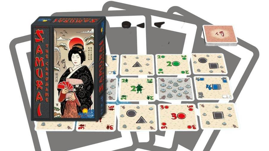 Samurai: The Card Game (2009)