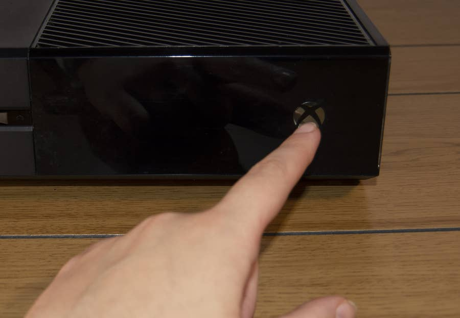 Xbox One Power Button