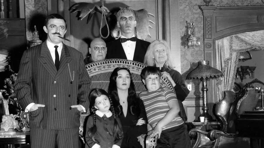 The Addams Family (1964 - 1966)