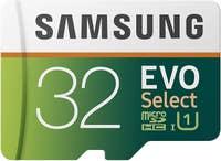 Samsung Evo Select 32 GB MicroSD Card