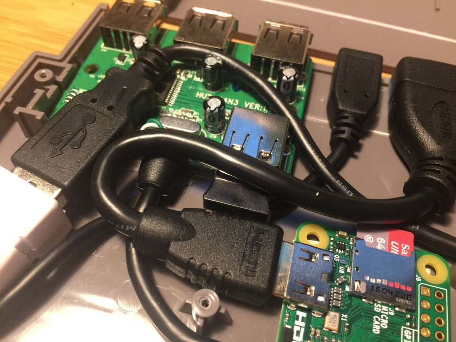 Connect your Bluetooth adapter