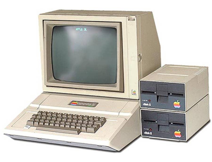 Raspberry Pi Apple II