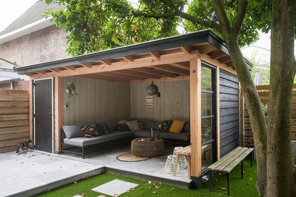 converted shed