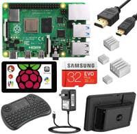 NEEGO Raspberry Pi 4 4GB Complete Kit