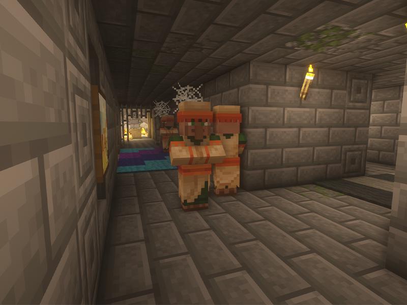 minecraft fabric mods stoneholm underground village