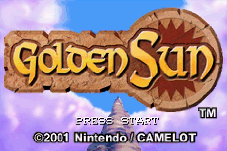 Golden Sun (2001)