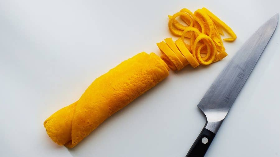 Make Egg Pasta