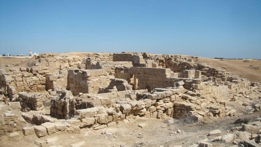 Abu Mena Basilica and Complex
