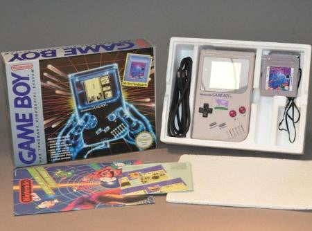 Milka Game Boy
