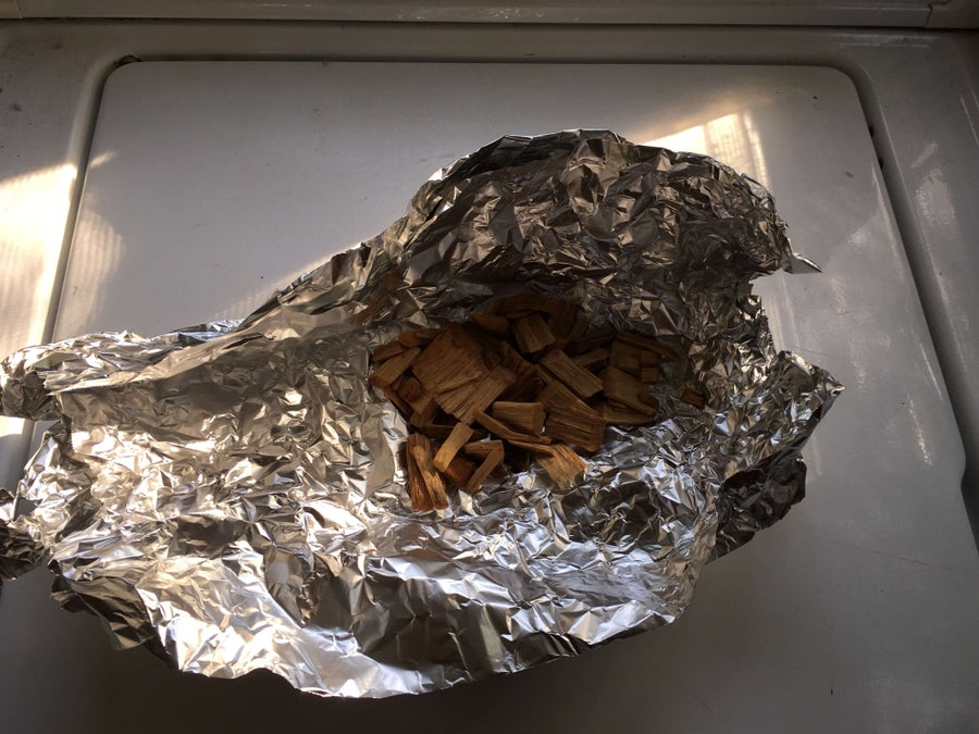 Make smoke packets